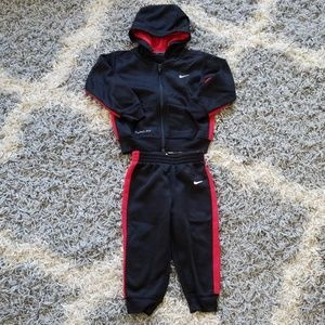Nike Therma-Fit matching set outfit